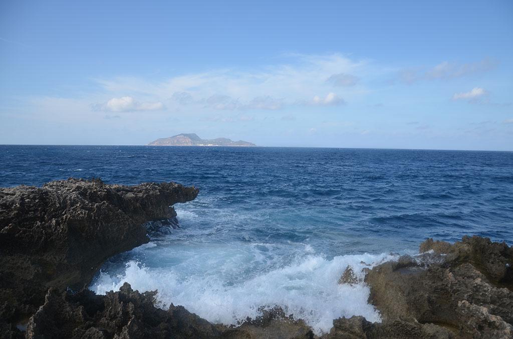 Wasser Fels Braus